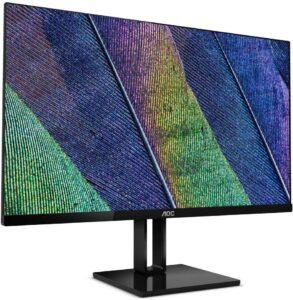 AOC 24V2H Full HD Ultra-Slim Monitor