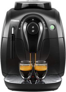 Saeco HD864547 Small Espresso Machine With Grinder