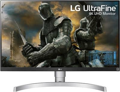 LG 27UK650-W LED Monitor