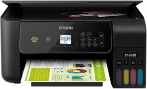 Epson EcoTank ET-2720 Wireless Printer