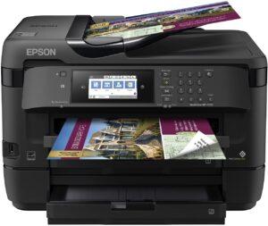 Epson WorkForce WF-7720 Wireless Printer