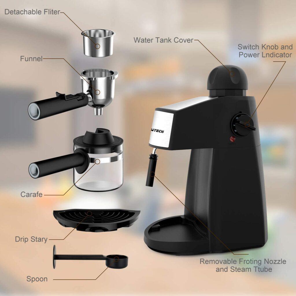Sowtech Espresso Machine Parts