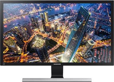 Samsung UE570 UHD 4K Monitor