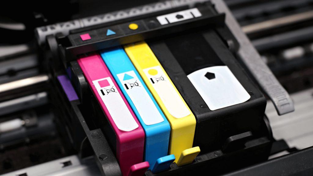 ink in printer