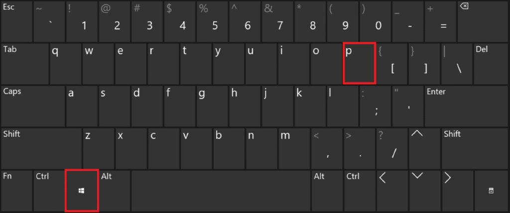 Shortcut Key Method