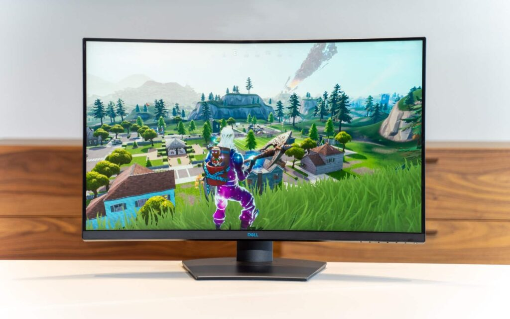 curved monitors for gaming