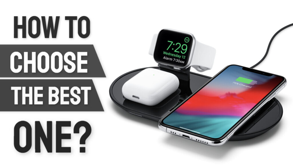 how to choose the best wireless charger