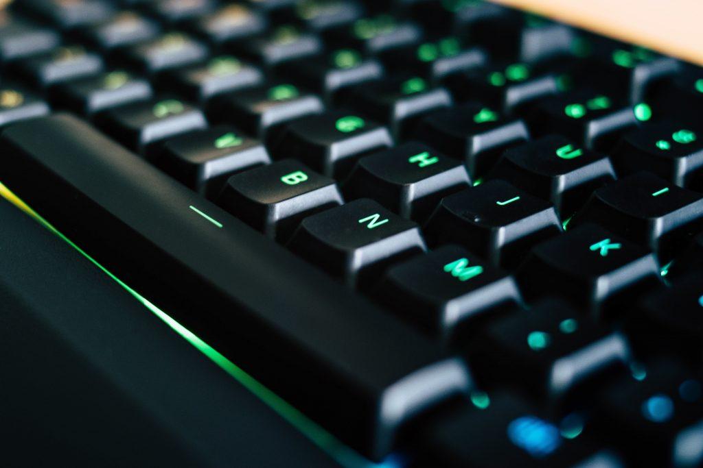 Key Resistance in keyboard