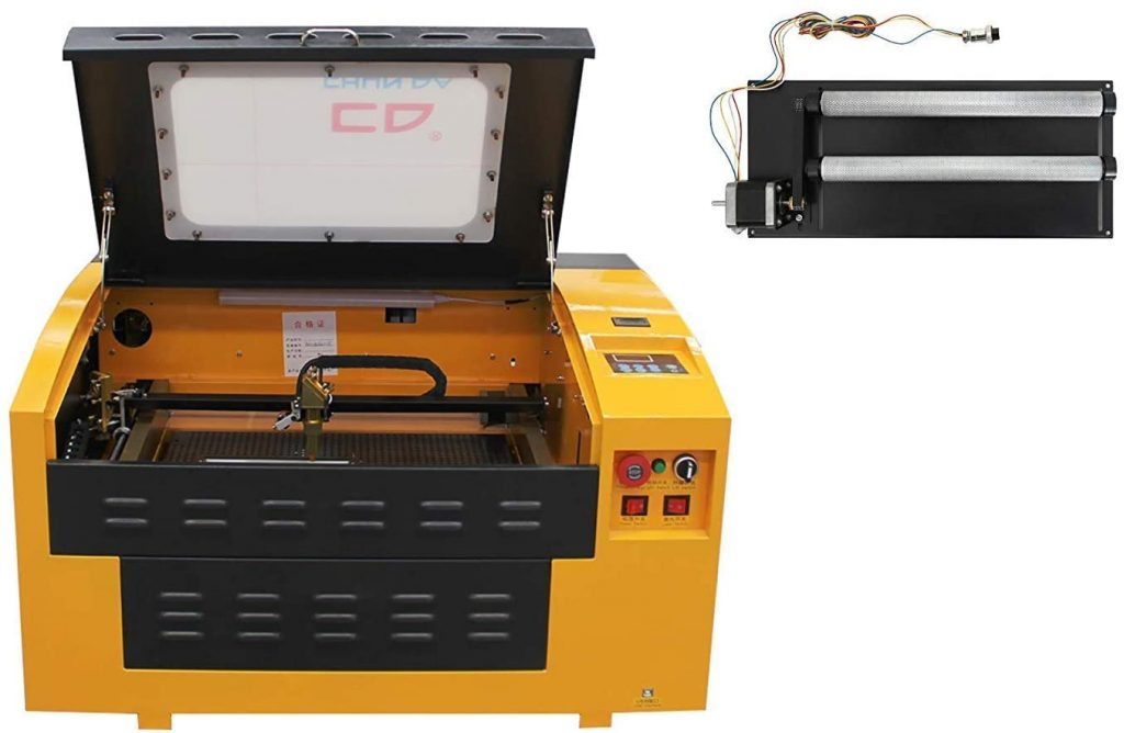 8 Best Laser Cutter Engraving Machines for DIY Projects 2
