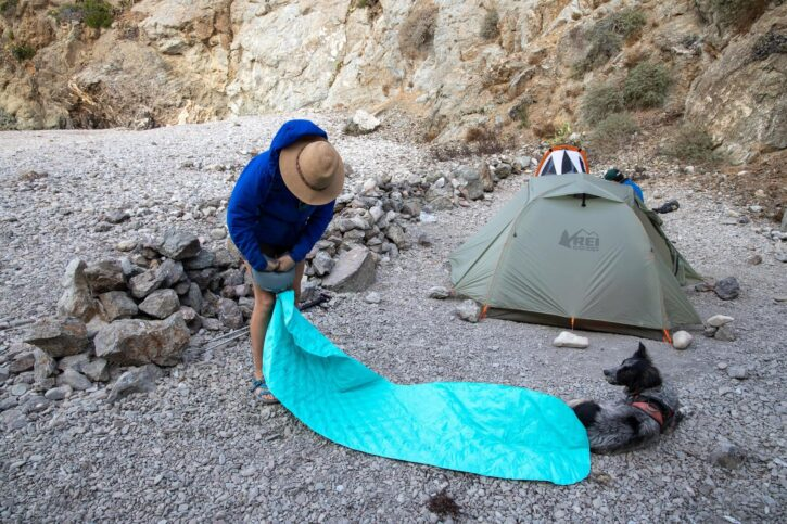 Top 4 Backpacking Sleeping Pads For People With Back Problems 2