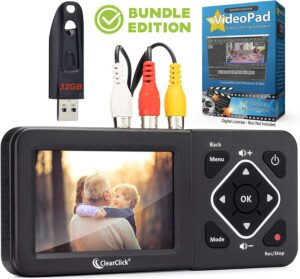 ClearClick Video To Digital Converter