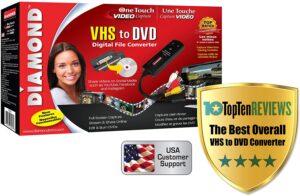 Diamond VHS To Digital Converter