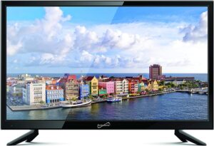 SuperSonic SC-1512 LED Widescreen HDTV & Monitor