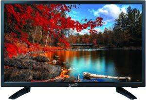 SuperSonic SC-2411 LED Widescreen
