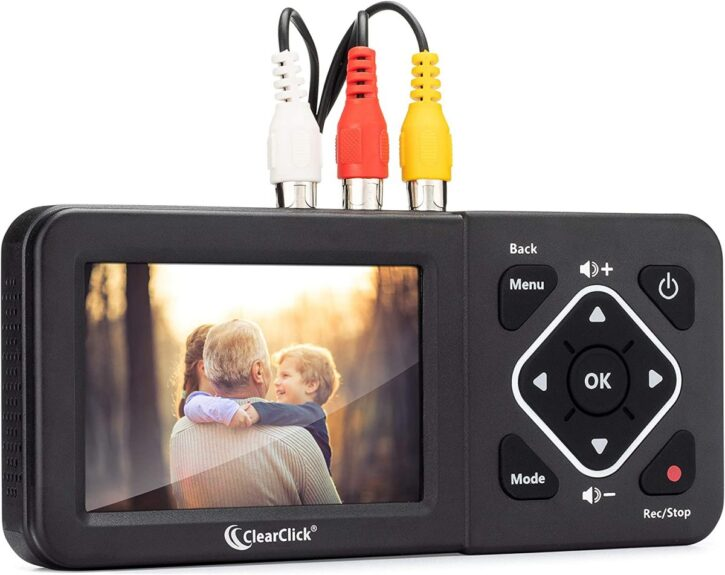 7 Best VHS To Digital Converters 2021 - Review and Buying Guide 2