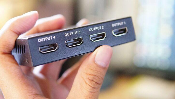 7 Best 4K HDMI Splitters for Gaming 2021 - Top Picks 3