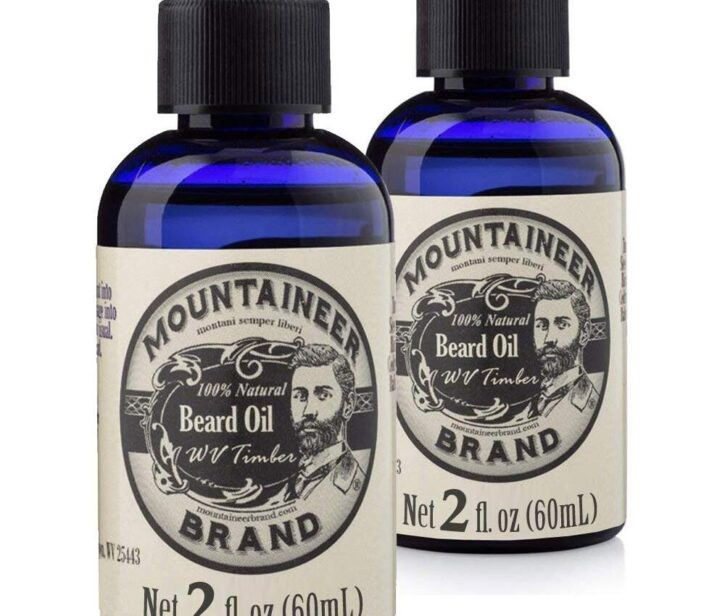 5 Best Oils for Growing Beard Fast - 2021 Buying Guide 4