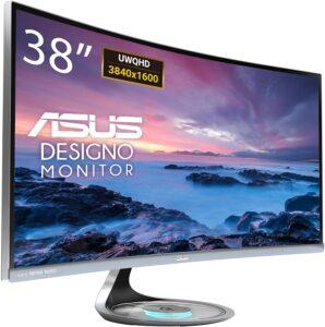 """ASUS Designo Curve MX38VC 37.5"""" Monitor"""