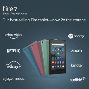"""Fire 7 Tablet, 7"""" Display"""