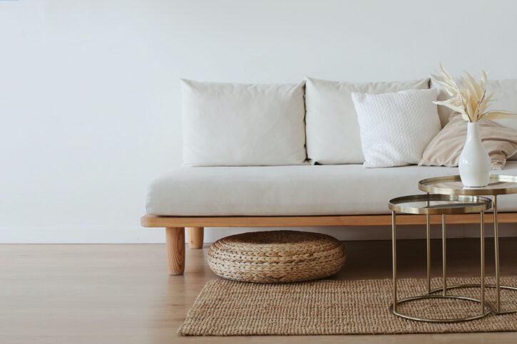 8 Ways to Elevate a Minimalist Living Room 7