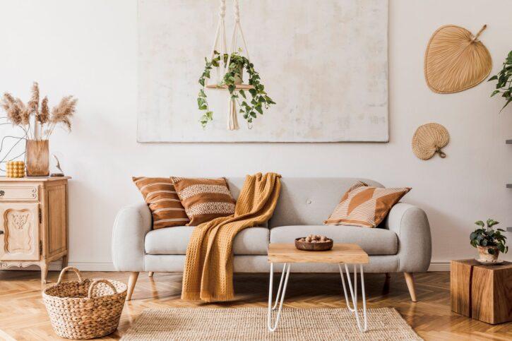 8 Ways to Elevate a Minimalist Living Room 5