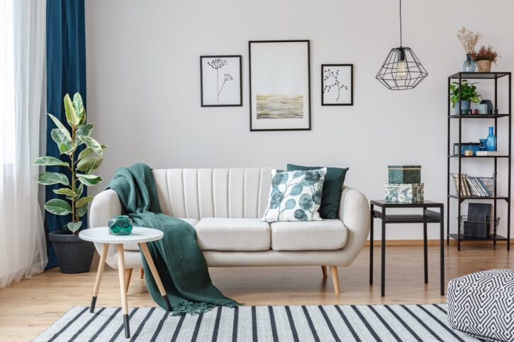 8 Ways to Elevate a Minimalist Living Room 4