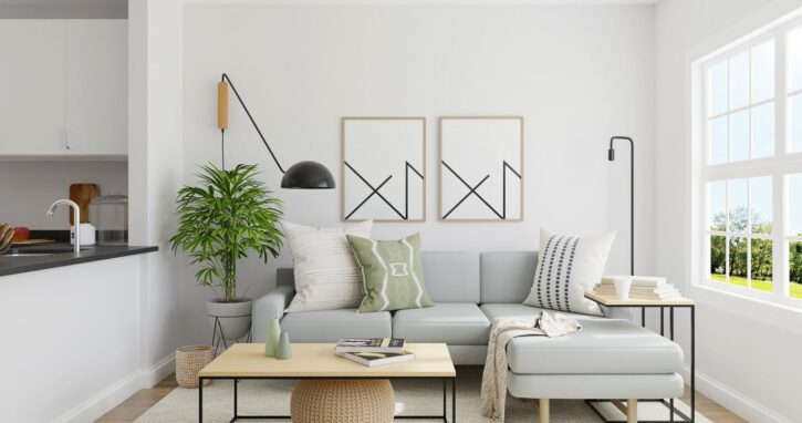 8 Ways to Elevate a Minimalist Living Room 1